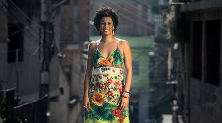 Marielle Franco (27 July 1979 – 14 March 2018)
