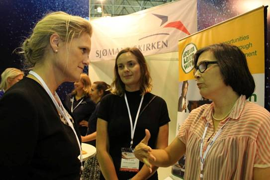 Dream Learn Work meets Norwegian Minister