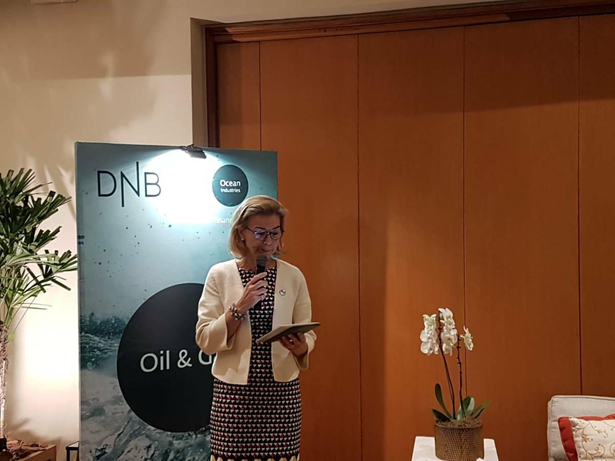 DNB Rio de Janeiro Oil & Gas event