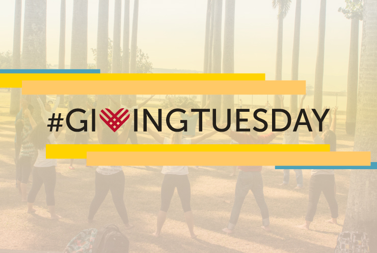 Giving Tuesday is 28th November