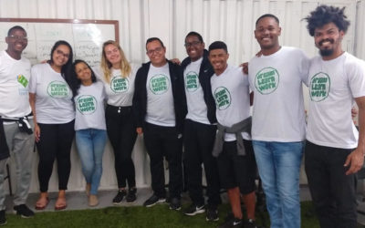 Volunteers visited IBPF