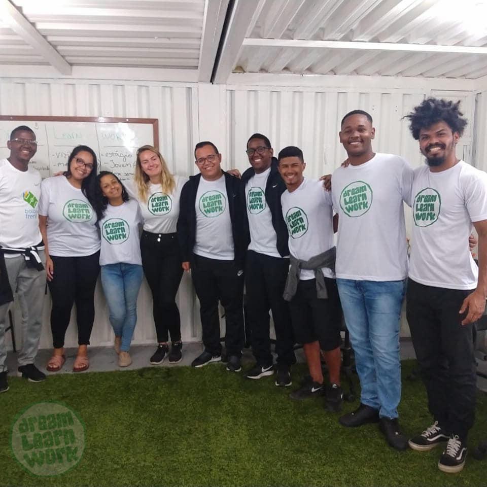Visita dos Voluntários no Bola (3)