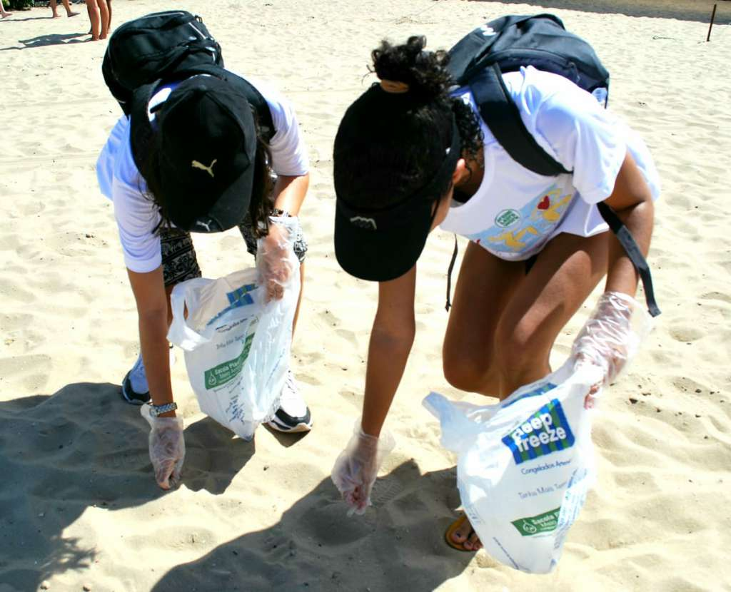 Beach Clean up 14