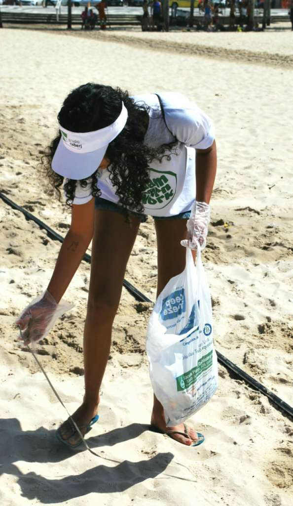 Beach Clean up 16