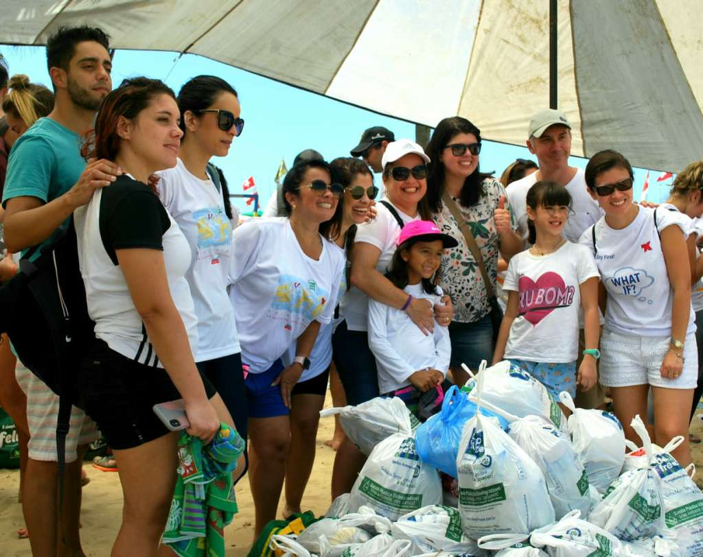 Beach Clean up 28
